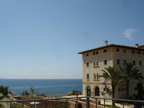 Hotel Zhero: View from terrace
