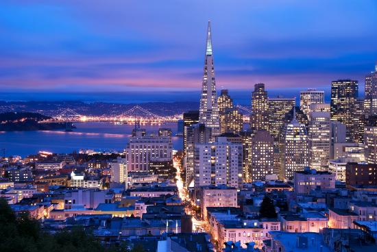 San Francisco, CA: Culture and cocktails, a DJ twin spin or a jazz solo—nighttime is the right time to discover tha
