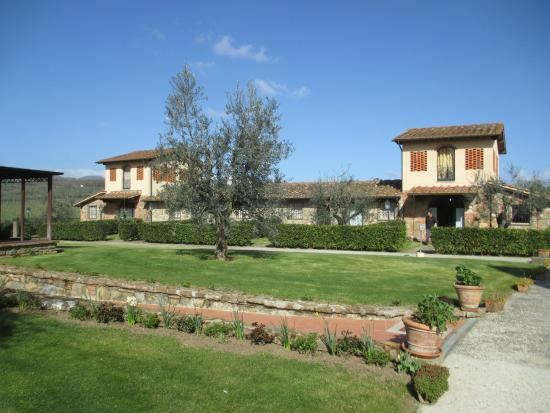 Erboli Residence: the apartments opposite us