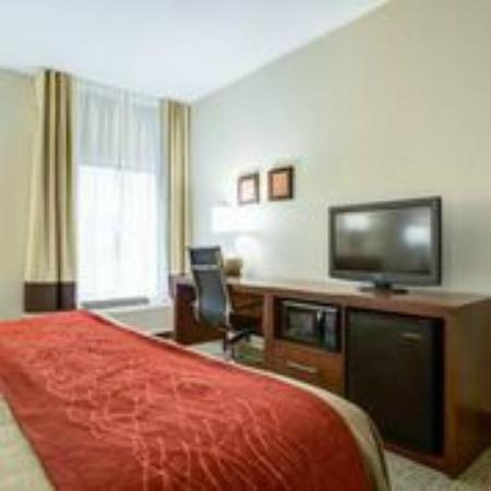 Comfort Inn Clemson University Area: Standard King Room