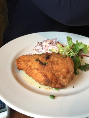 The French Horn Pub: Humongous kievs