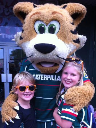 Welford Road Stadium: Meet Welford