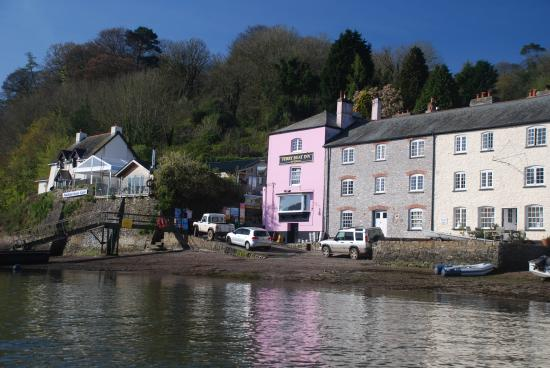 Ferry Boat Inn : View from the water