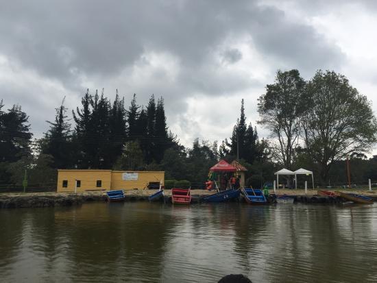 Facatativa, Κολομβία: Puerto de lanchas
