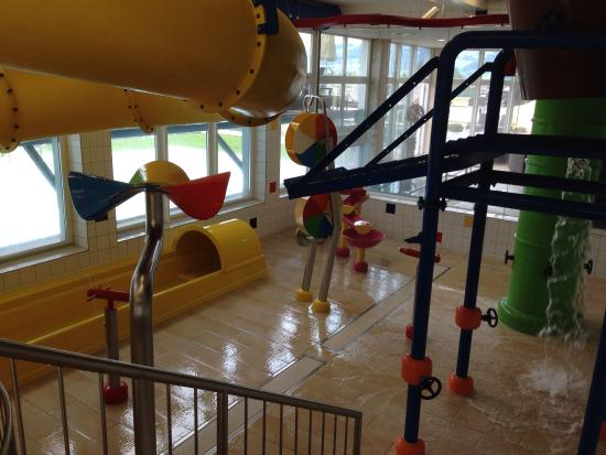 Dilly's Wellness Hotel: Kids' waterslide