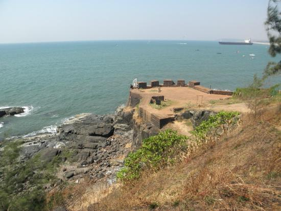 Fort Aguada Beach: Форт Агуада
