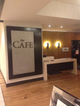 The Cafe Restaurant at Doubletree by Hilton