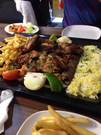 Mashawe Cafe Restaurant