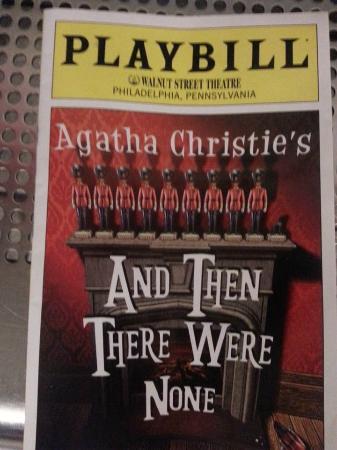 Walnut Street Theatre: Current play
