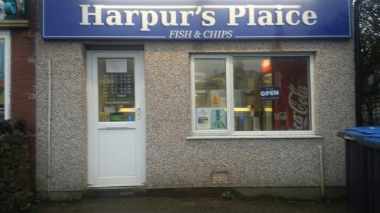 Harpur's Plaice