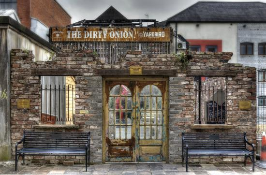 Image result for the dirty onion belfast