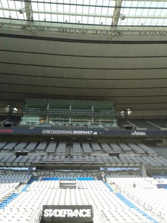 Salon vip picture of stade de france saint denis tripadvisor - Stade de france place vip ...