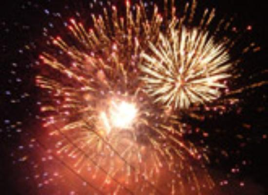 Heritage of Lake George Motel: Be sure to join us for Thursday night fireworks
