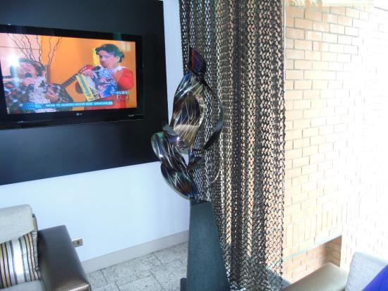 Hotel Egina Medellin : Lobby
