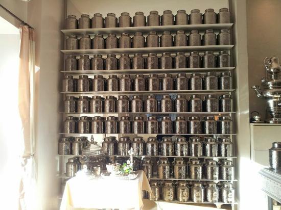 Tea Time Ascoli Piceno : L'ora del thè