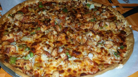 Bogata, Техас: Milanos Pizza