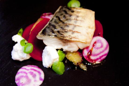 Grenache Restaurant : Mackerel Salad
