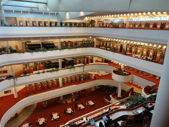 library toronto public