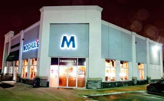 The Moghul's