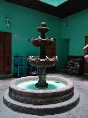 Hotel Juarez : The lobby