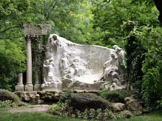 The Poet S Dream Sculpture Picture Of Jardin De La