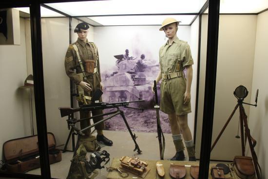 Warwickshire Yeomanry Museum