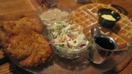Jorge's Chicken & Waffles