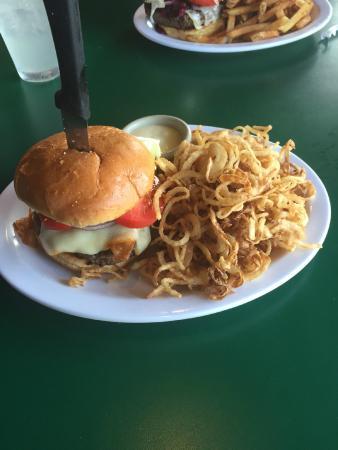 Stoner Burger