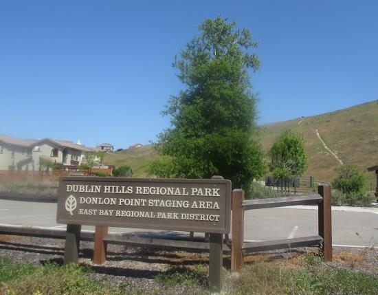 Дублин, Калифорния: Dublin Hills Regional Park, Dublin, Ca