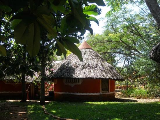 Nrityagram Tour: Cottage