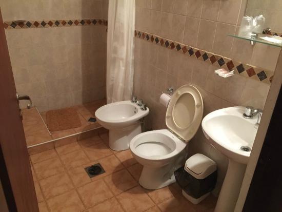 Colon Hotel y Apart: baño