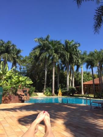 Iguazu Grand: Outdoor pool
