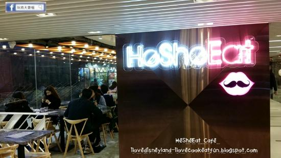 HeSheEat Cafe (Great George Street)