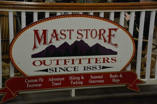 Mast General Store : Great clothes