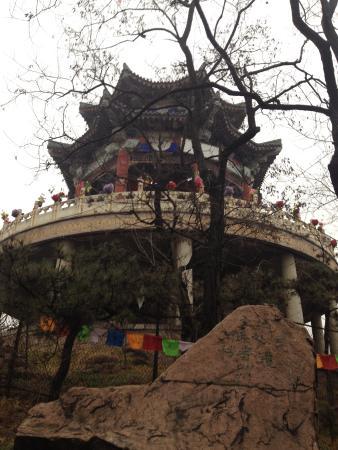 Zhanshan Temple: 寺院