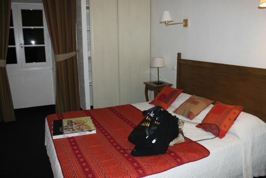Hotel Le Madrigal : Habitación triple
