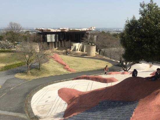 The Site of Reversible Destiny Yoro Park : Park