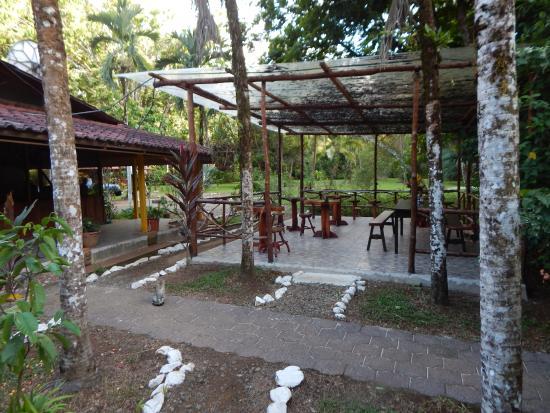 Sabalo Lodge: Dining area