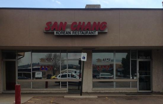 San Chang House