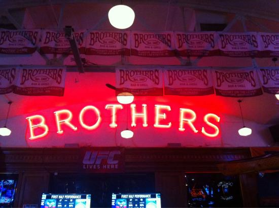 Brothers Bar and Grill
