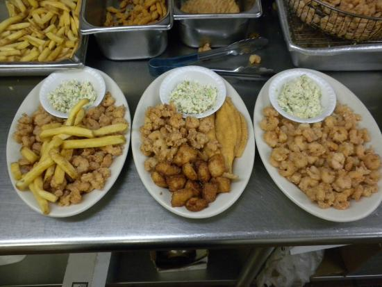 Captain Nance S Seafood Calabash Restaurant Reviews Phone Number Photos Tripadvisor