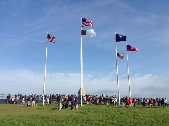 the historical significance of fort sumter An eyewitness account of the surrender of fort sumter  the first shot of the  civil war: the surrender of fort sumter, 1861 eyewitness to history,.
