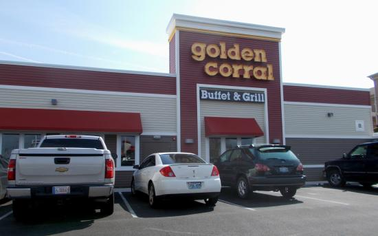 Car Dealerships In Richmond Ky >> Golden Corral Richmond Ky Picture Of Golden Corral Buffet