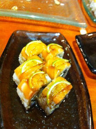 Edo sushi bar carta