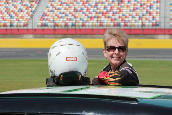 Rusty Wallace Racing Experience: Getting ready to go!