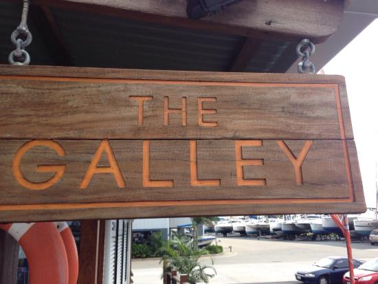 the galley cafe, coomera - restaurant reviews, phone number