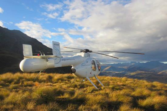 Lake Wakatipu From The Air  Picture Of Heli Glenorchy Glenorchy  TripAdvisor