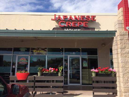 Japanese Crepe House El Paso Restaurant Reviews Photos Tripadvisor