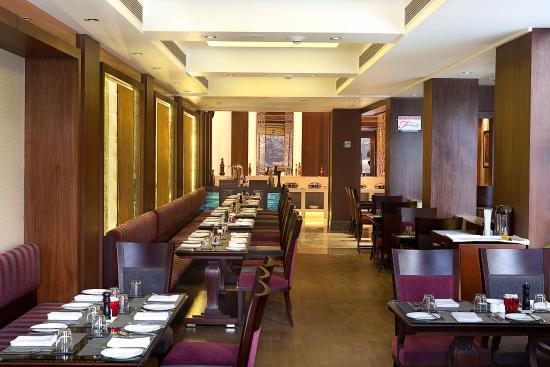 The Fern Residency Gurgaon : Felicita- A multi cuisine Restaurant