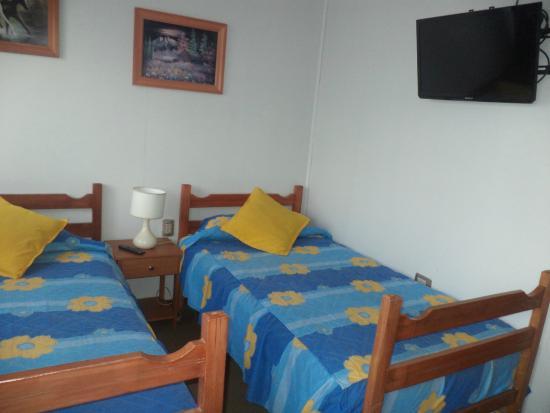 Valdivia, Kolumbia: Habitaciones